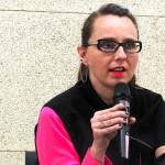 Eva Iszoro Zak, de la ESDM  / Escuela Superior de  diseño Madrid, España