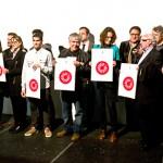 Premiados y finalistas de la Muestra de Estudiantes