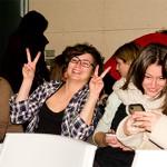 Alumnos de distintas escuelas  asistieron a las conferencias y ponencias